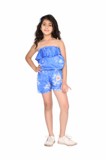 Blue Tube Play suit