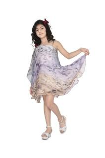 Swing Kaftan Dress