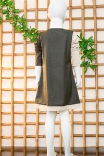 Chef's Apron Style Dress