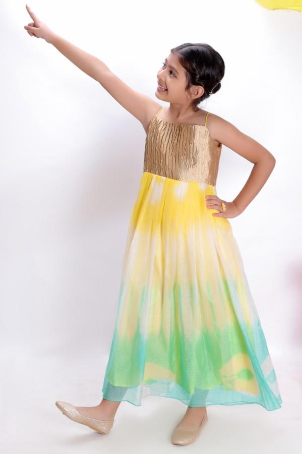 Kota Floor Length Dress