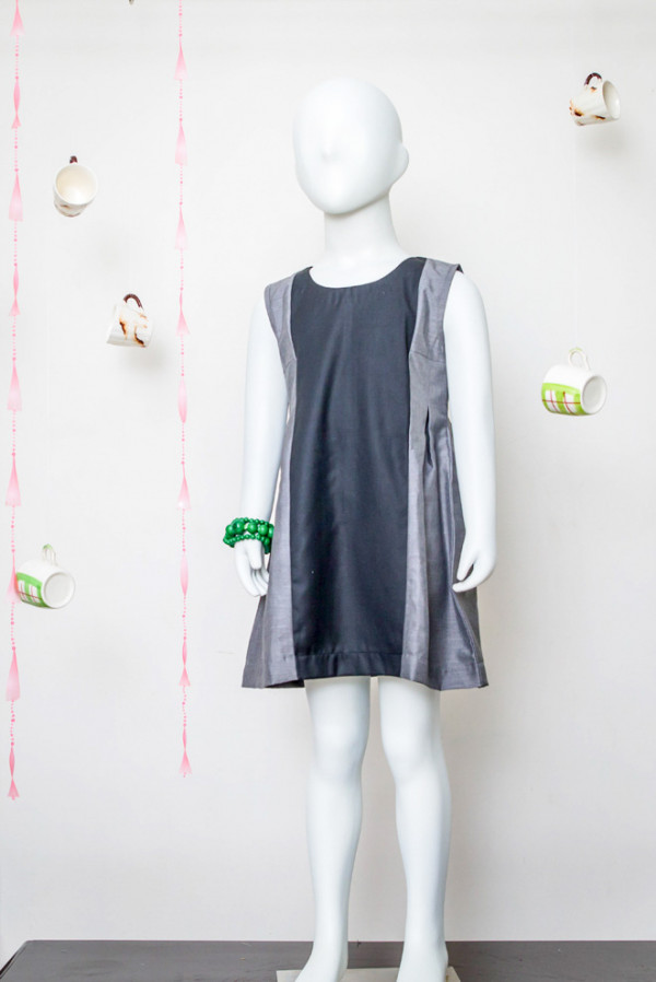 Three Panel Dress