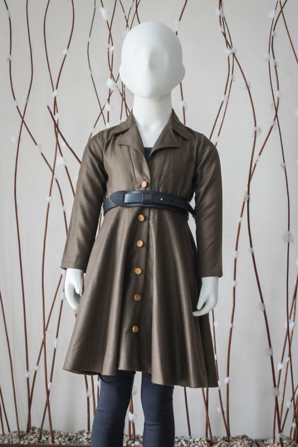 Frock Style Overcoat