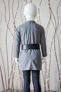 Grey Winter Dress